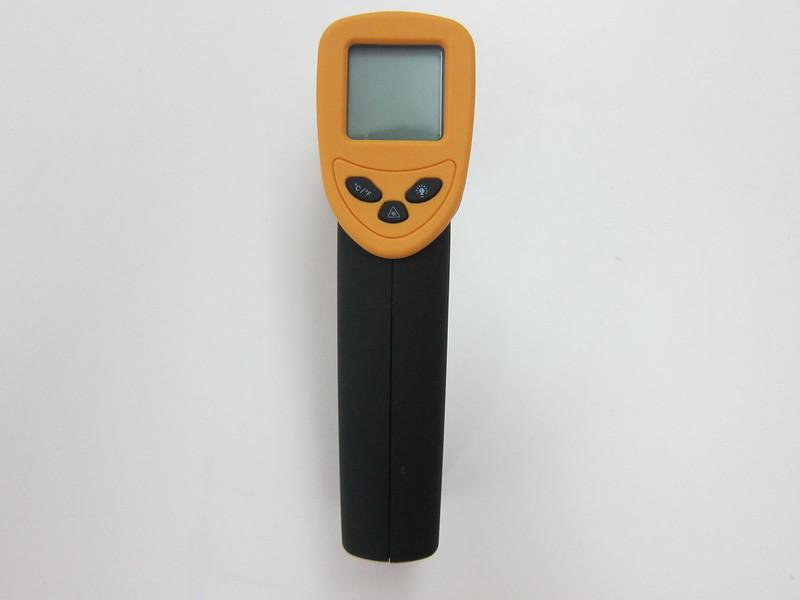Nubee NUB8380 Temperature Gun - Front