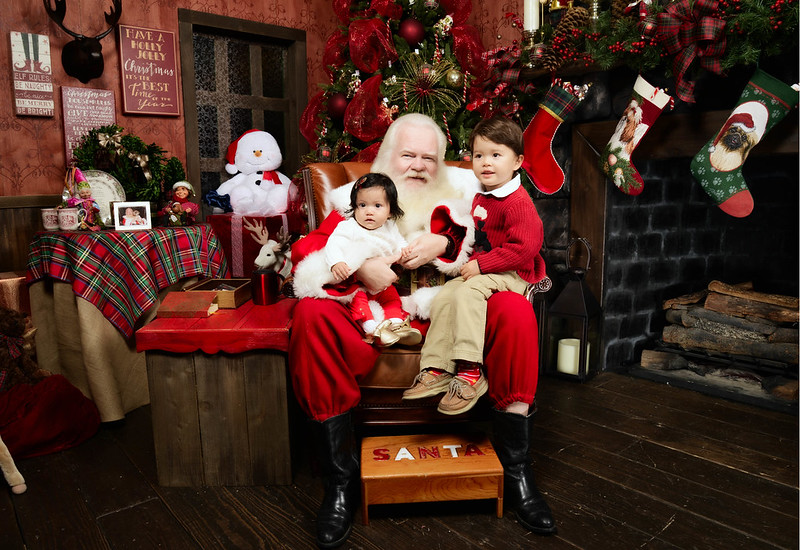 cute & little blog | 2015 northpark santa - A Thoughtful (and Easy!) Holiday Gift For Extended Family by popular Dallas blogger cute & little