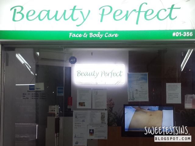 Beauty Perfect facial and tummy candling review