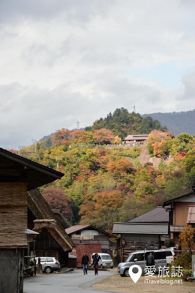 日本白川乡合掌村 27