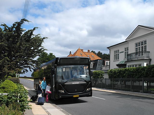 Автобус Scania OmniLine. 2005 год