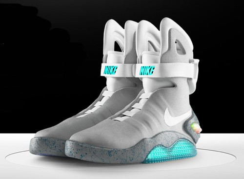 Back to the Future - Part II - Nike - 1