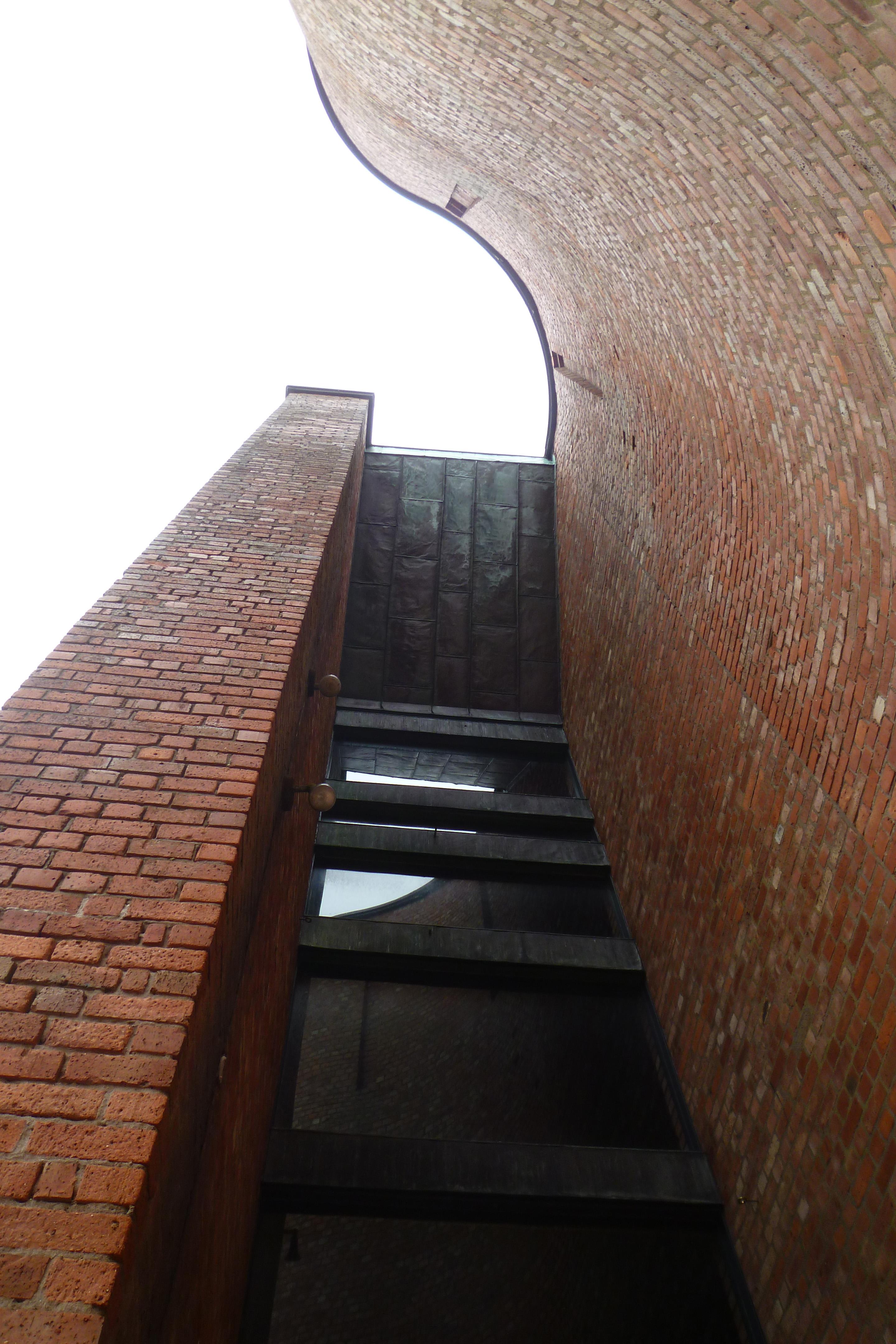 St Bride's East Kilbride,  Main Entrance Slot