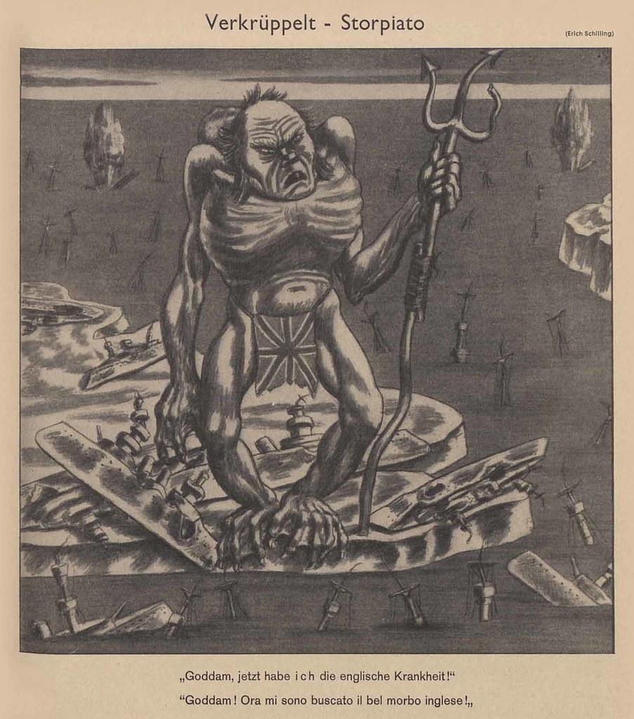 Erich Schilling - Crippled, 1940