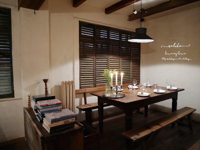 中正紀念堂老房子餐廳香色氣氛好 (9)