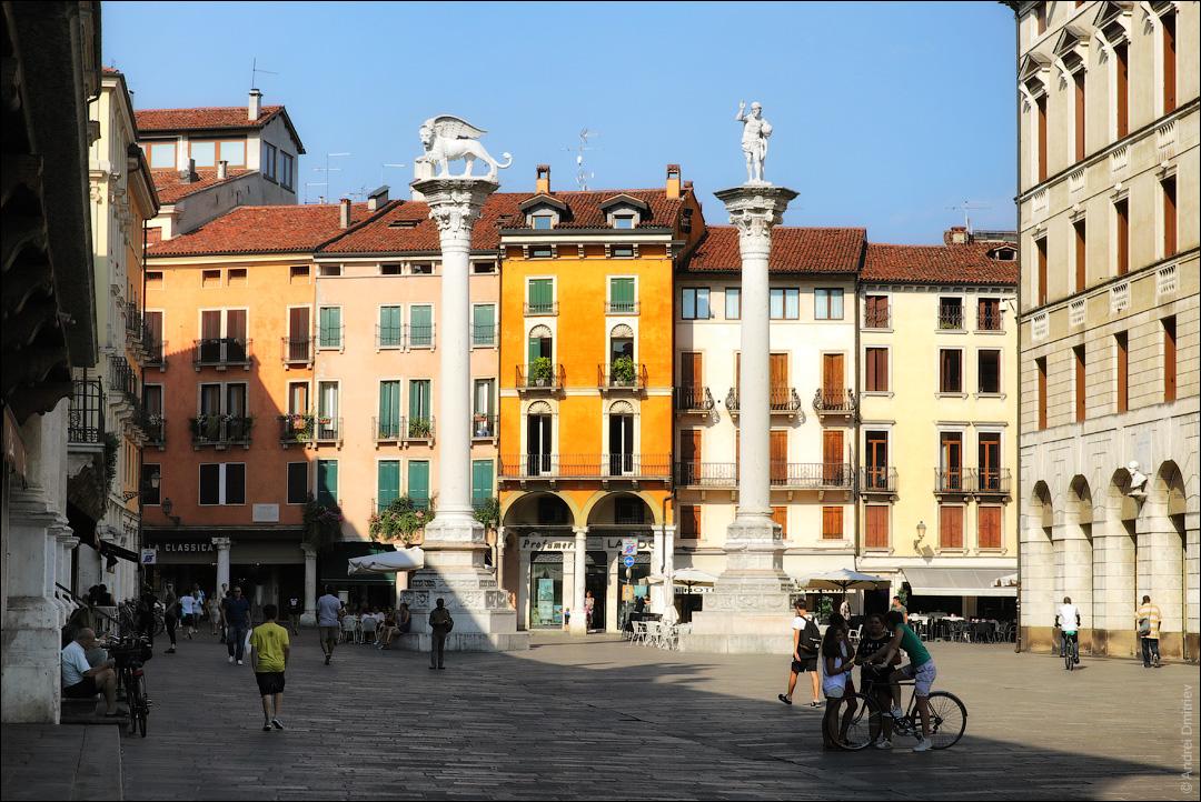 Виченца, Италия