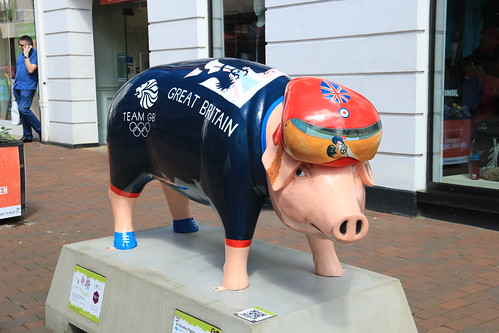 Ipswich Pigs Gone Wild 2016 - 14. Sir Bradley Piggins