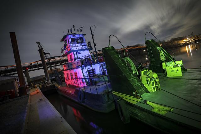 River Boat RGB