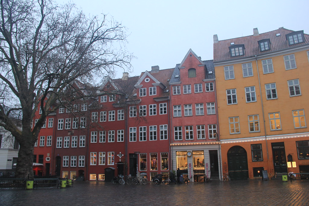 One of Copenhagen's prettiest squares