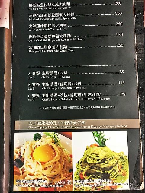 札卡餐酒館 台中 zaka 義式料理 7