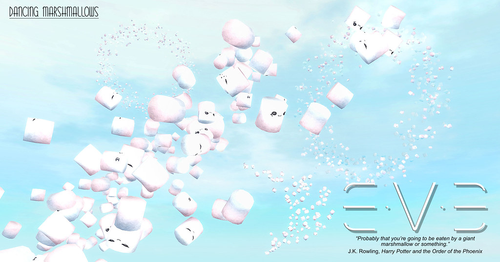 E.V.E Dancing Marshmallows - SecondLifeHub.com