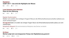 Auf #rivva gut positioniert #cebit17 http://www.netzpiloten.de/wie-technokratische-metaphern-das-denken-vernebeln/