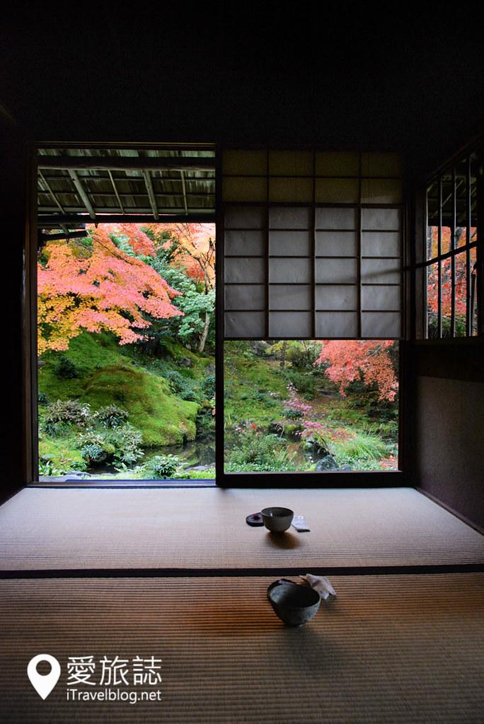 京都賞楓景點 琉璃光院 35