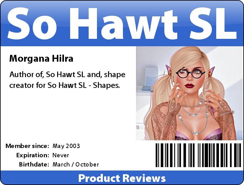 So Hawt Sl - Product Reviews