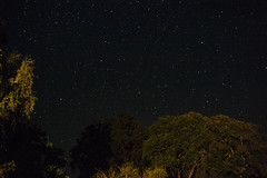 Stars Night - Photo of Crevant