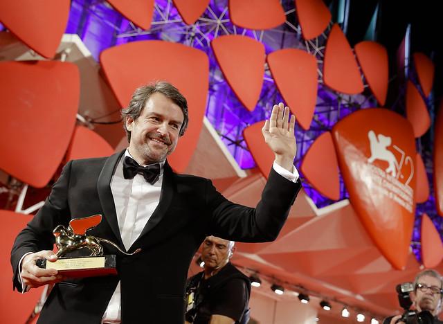 APTOPIX Italy Venice FF Awards Ceremony