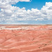 Blue Sky Painted Desert