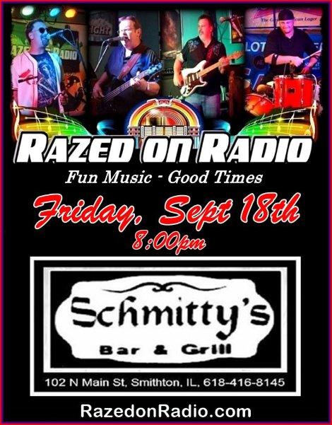 Razed On Radio 9-18-15