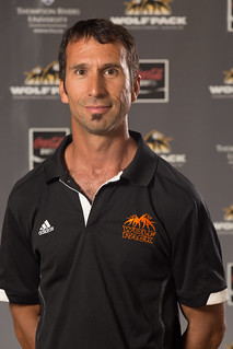 Danilo Caron (Asst Coach 2015-16 Snucins)