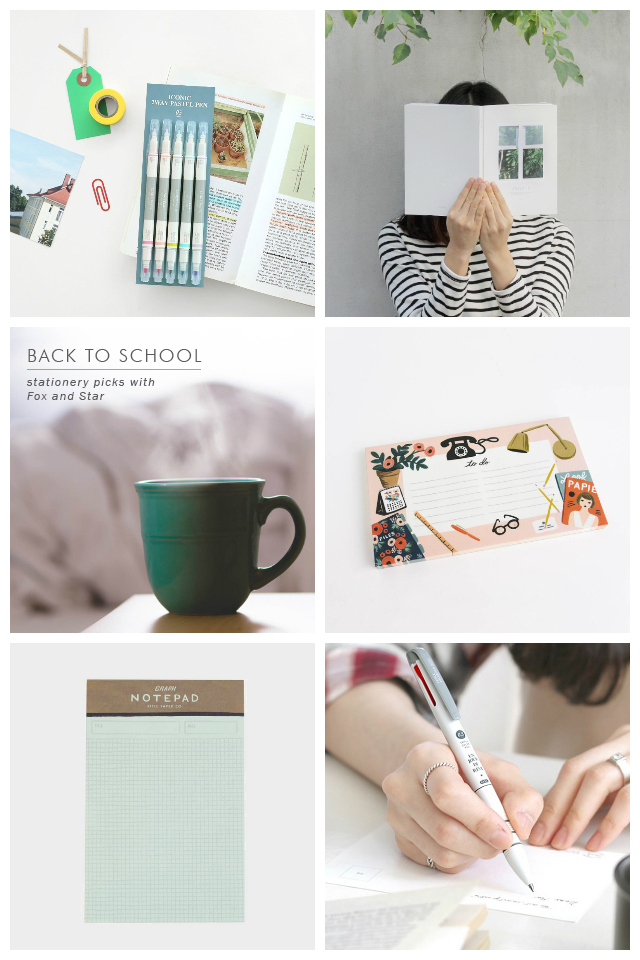 back to school stationery picks