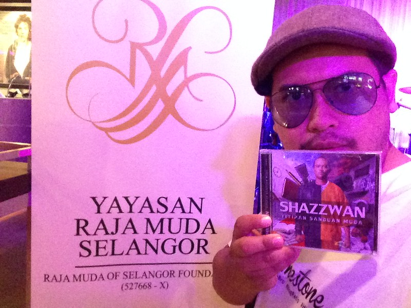 Shazzwan - Titipan Banduan Muda, Yayasan Raja Muda Selangor