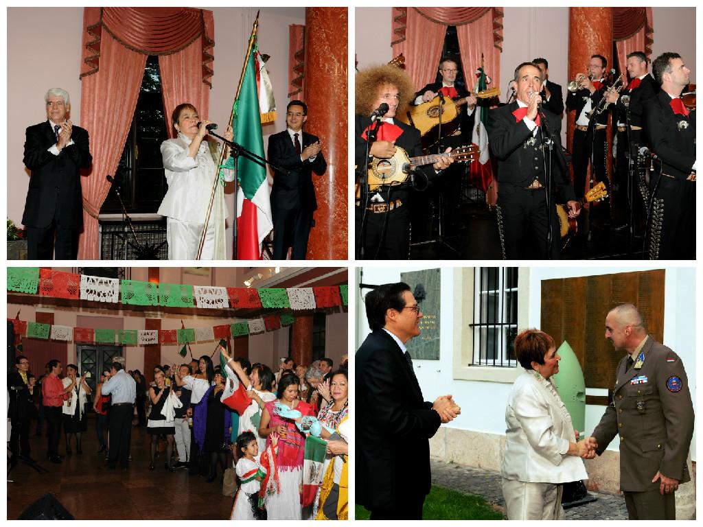 Embajdada de México en Hungría