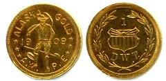 1909 GW coin