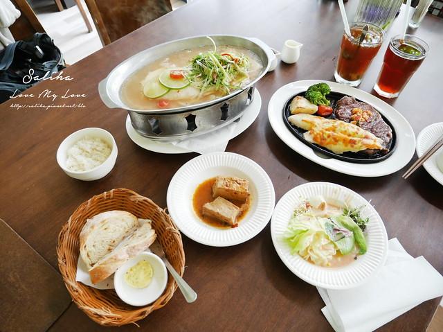 桃園大溪美食tina廚房美食景觀餐廳牛排 (2)