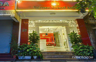 Overview - Calypso Grand Hotel
