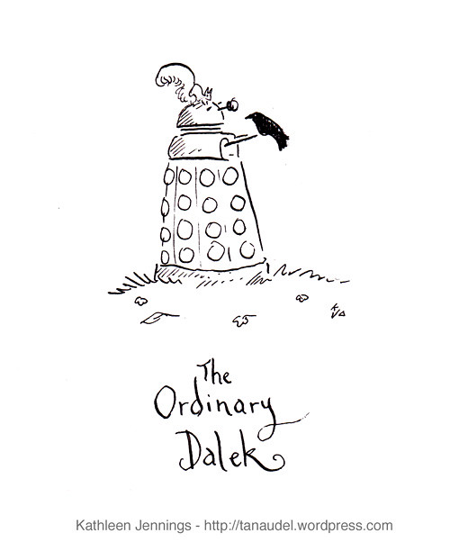 The Ordinary Dalek