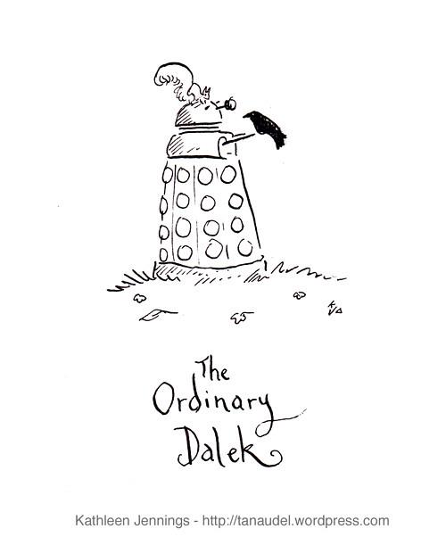 The Ordinary Dalek