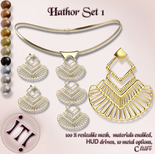 !IT! - Hathor Set 1 Image