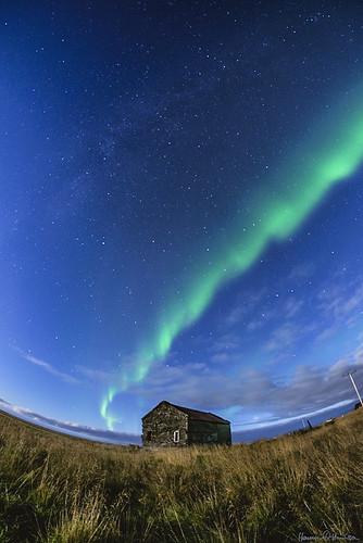Old house aurora