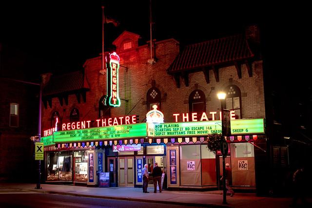 Regent Theatre, Picton ON