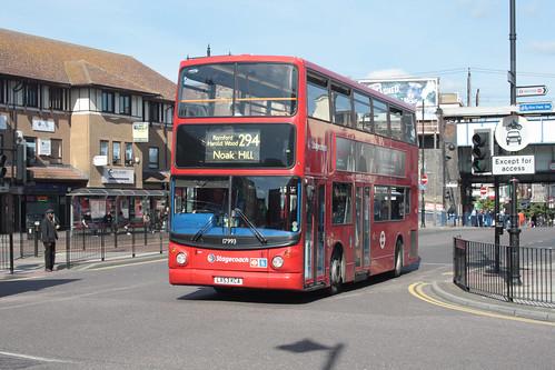 East London 17993 LX53KCA