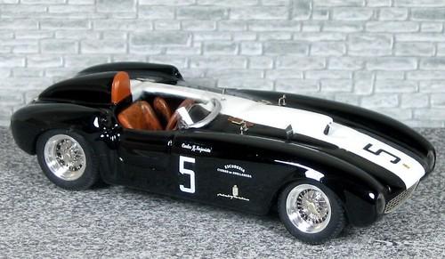 AM43 F48 Ferrari 375 MM - 1° al Gran Premio Città di Buenos Aires 1955 - Carlos Najurieta