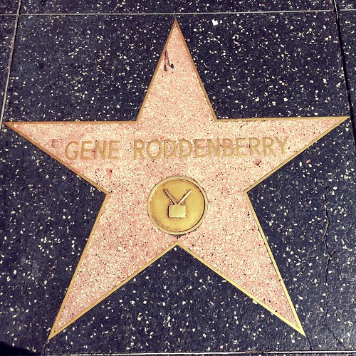 Gene Roddenberry photo
