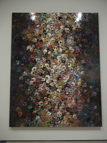 DSCN0496 _ End of Line, Takashi Murakami, Broad Museum, LA