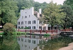 Great Falls Tavern, Reflected