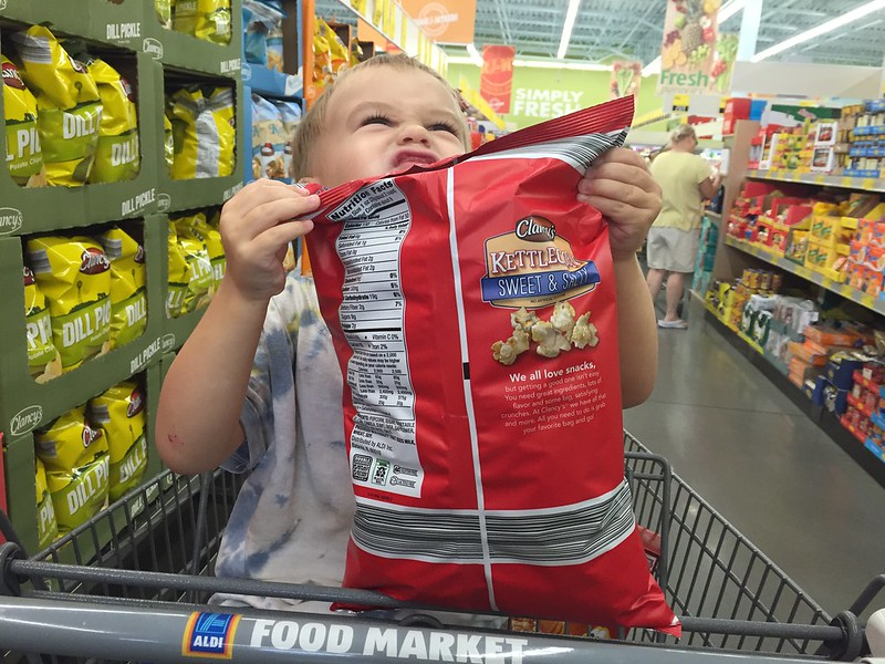 Why we shop Aldi & how we save