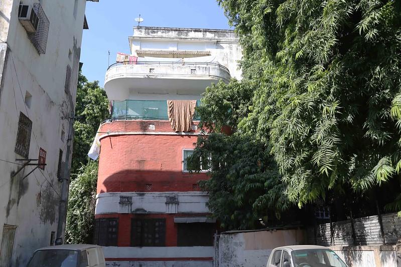 City Neighborhood - Servants' Quarters, Sujan Singh Park
