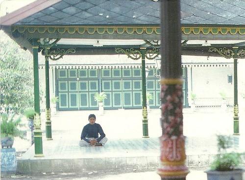 Sultan's Palace, Yogyakarta, Indonesia