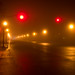 Foggy night by andyscamera