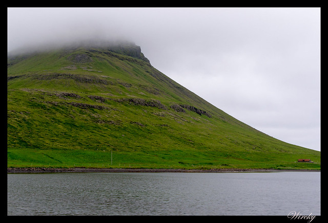 Volcán Kirkjufell