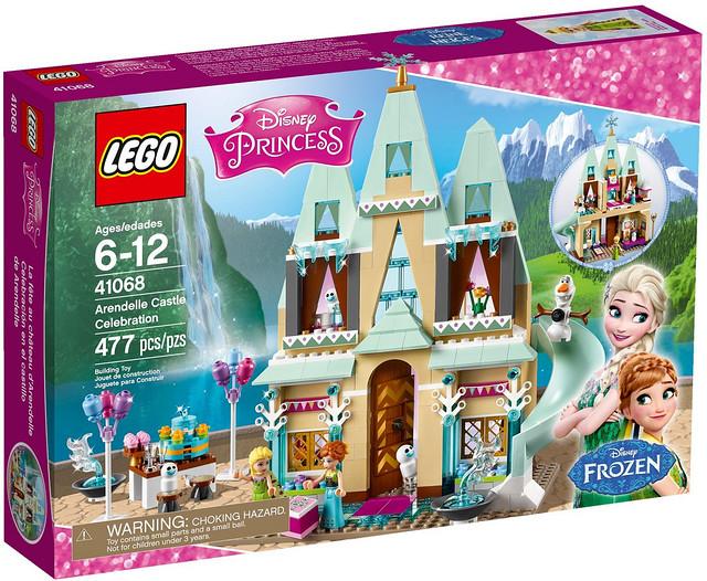 LEGO® 41068【冰雪奇緣:艾倫戴爾城堡慶典】Arendelle Castle Celebration