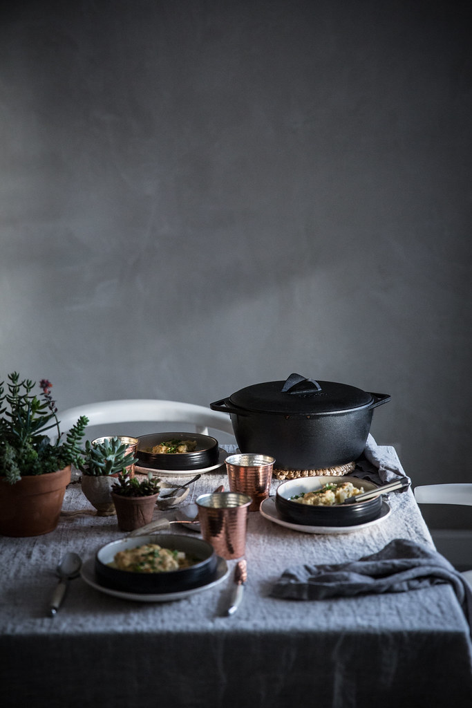 root vegetable cheese pot pie + herb biscuit crust - Local Milk Blog ...