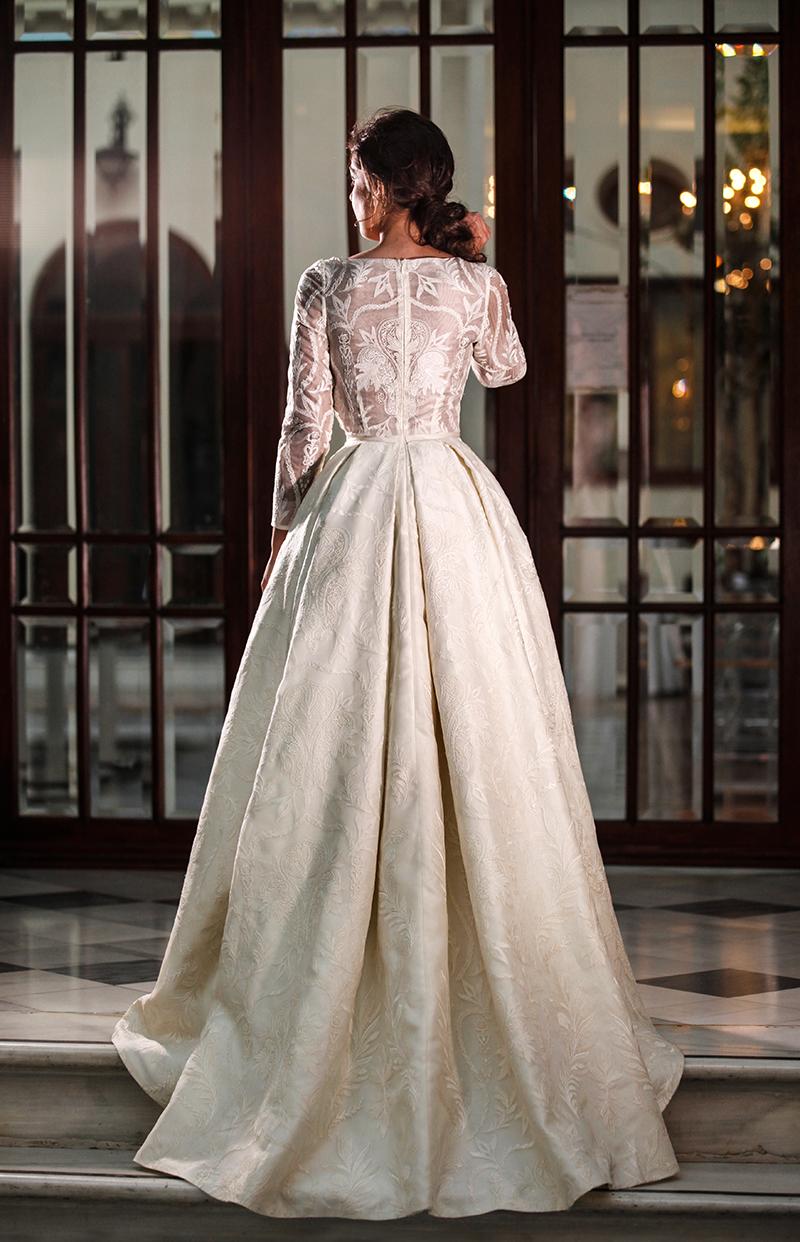 Vestidos de novia silvia navarro
