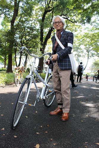 ツイード・ラン・東京 2015_8