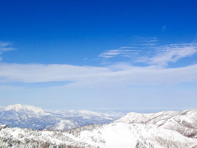 Skiing @Shigakogen