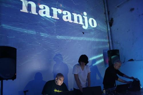MÉRYLL AMPE + JAVIER PIÑANGO + JUAN ANTONIO NIETO. Madrid 2015